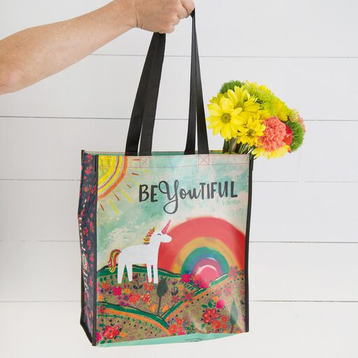 ... Natural Life BeYoutiful Recycled Gift Bag ef1612b899a26