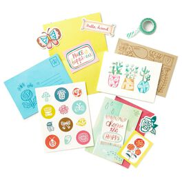 Flora Chang Make & Mail Card Kit, , large
