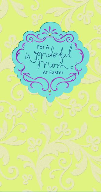 Love you always religious easter card for mom greeting cards love you always religious easter card for mom negle Image collections