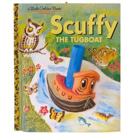 Little Golden Books Scuffy the Tugboat Ornament, , large