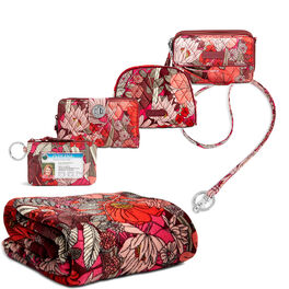 Vera Bradley Bohemian Blooms Gift Collection, , large