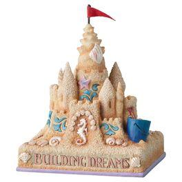 Jim Shore® Building Dreams Sandcastle Figurine, , large