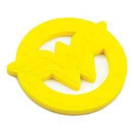 WONDER WOMAN™ Silicone Teether by Bumkins, , large