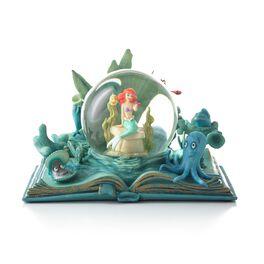 Little Mermaid Deep-Sea Dreamer Water Globe, , large