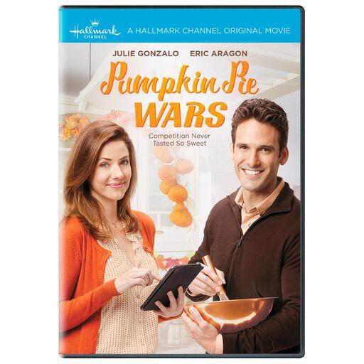 Pumpkin Pie Wars DVD,