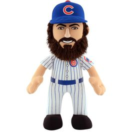 "Bleacher Creatures Chicago Cubs Jake Arrieta Stuffed Doll, 10"", , large"