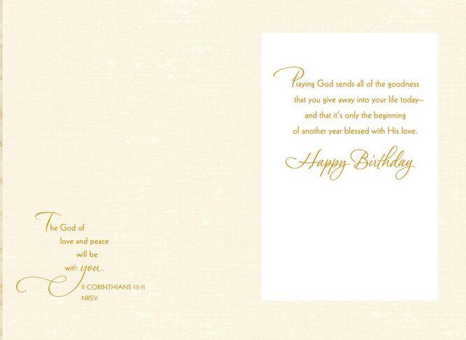 Jesus Happy Birthday Card for Priest Greeting Cards Hallmark – Happy Birthday Jesus Invitations