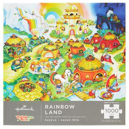Rainbow Brite™ Rainbow Land 1000-Piece Puzzle, , large