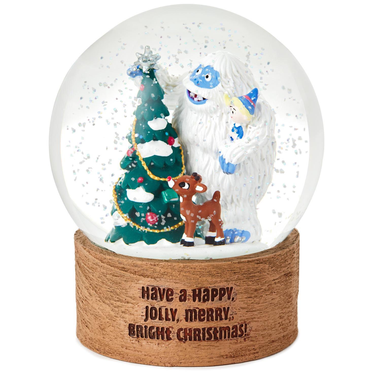 nightmare before christmas musical snow globe. 8 disney christmas ...