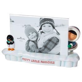Frosty Friends Picture Frame, , large