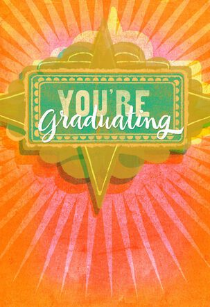 Jill Scott Shine On Musical Graduation Card