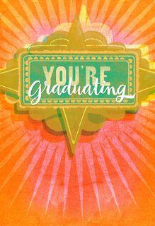 Jill Scott Shine On Musical Graduation Card,