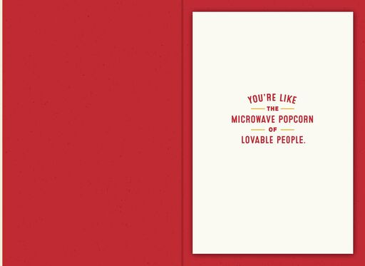 You're Easy to Love Loving You Card,