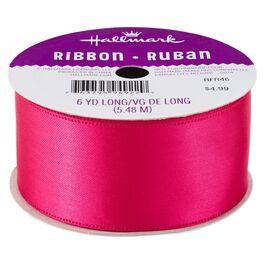 "Raspberry 1.5"" Ribbon, , large"