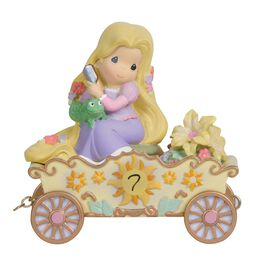 Precious Moments® Disney Rapunzel from Tangled Figurine, Age 7, , large