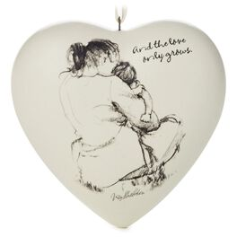 Love Only Grows Ornament, , large
