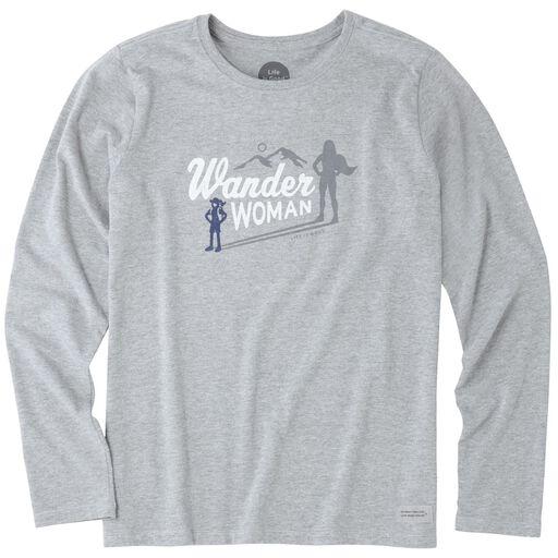 Life is Good® Women s Wander Woman Long Sleeve T-Shirt f33eb917e