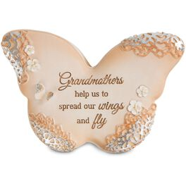 Grandmother Butterfly Keepsake Box, , large