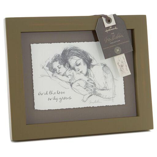 Love Only Grows 8x10 Framed Art
