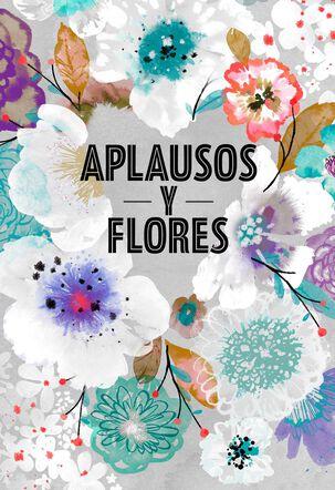 Beautiful Praises Spanish-Language Mother's Day Card