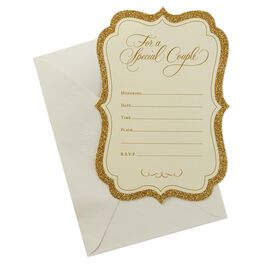 Special Couple Invitations, Pack of 10, , large