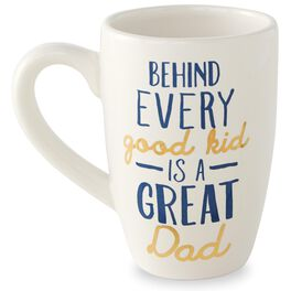 Mud Pie® Great Dad Mug, 16 oz., , large