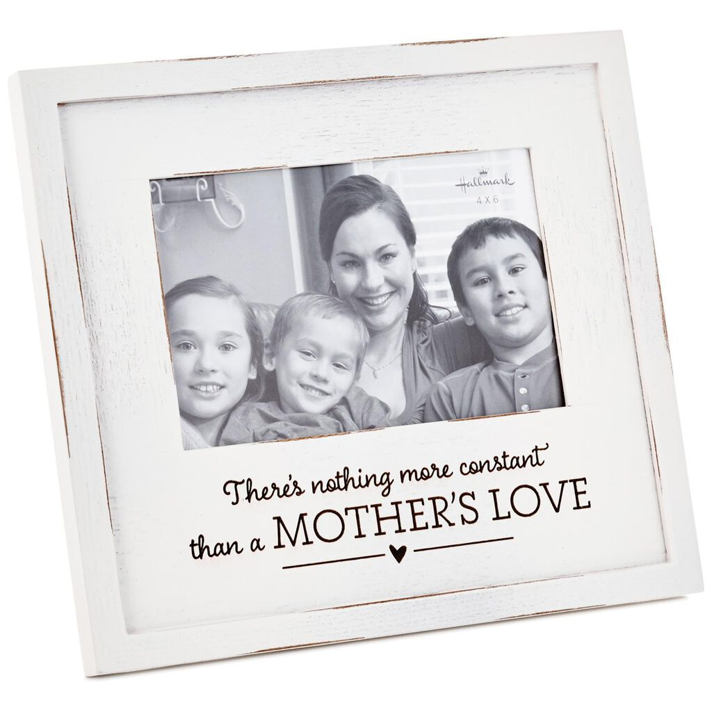 A Mother\'s Love Wood Picture Frame, 4x6 - Picture Frames - Hallmark