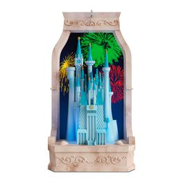 Cinderella's Castle From Disney Cinderella Musical Ornament With Light, , large