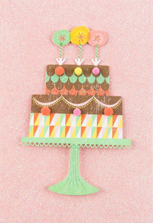 No Ordinary Birthday Card