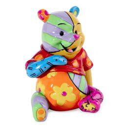 Disney by Britto Winnie the Pooh Miniature Figurine, , large