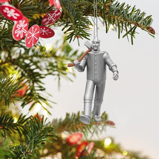 mini the wizard of oz tin man ornament 14