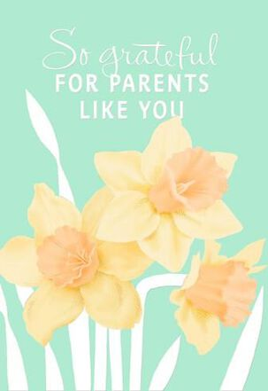 Grateful for Parents Like You