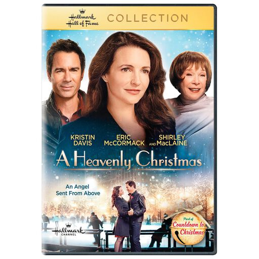 A Heavenly Christmas DVD