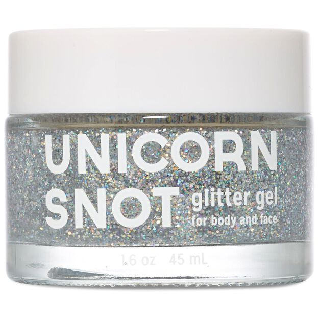 Silver Unicorn Snot Body Gel, 1.7 oz.