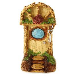 Seize the Moment Fairy Garden Door Decoration, , large