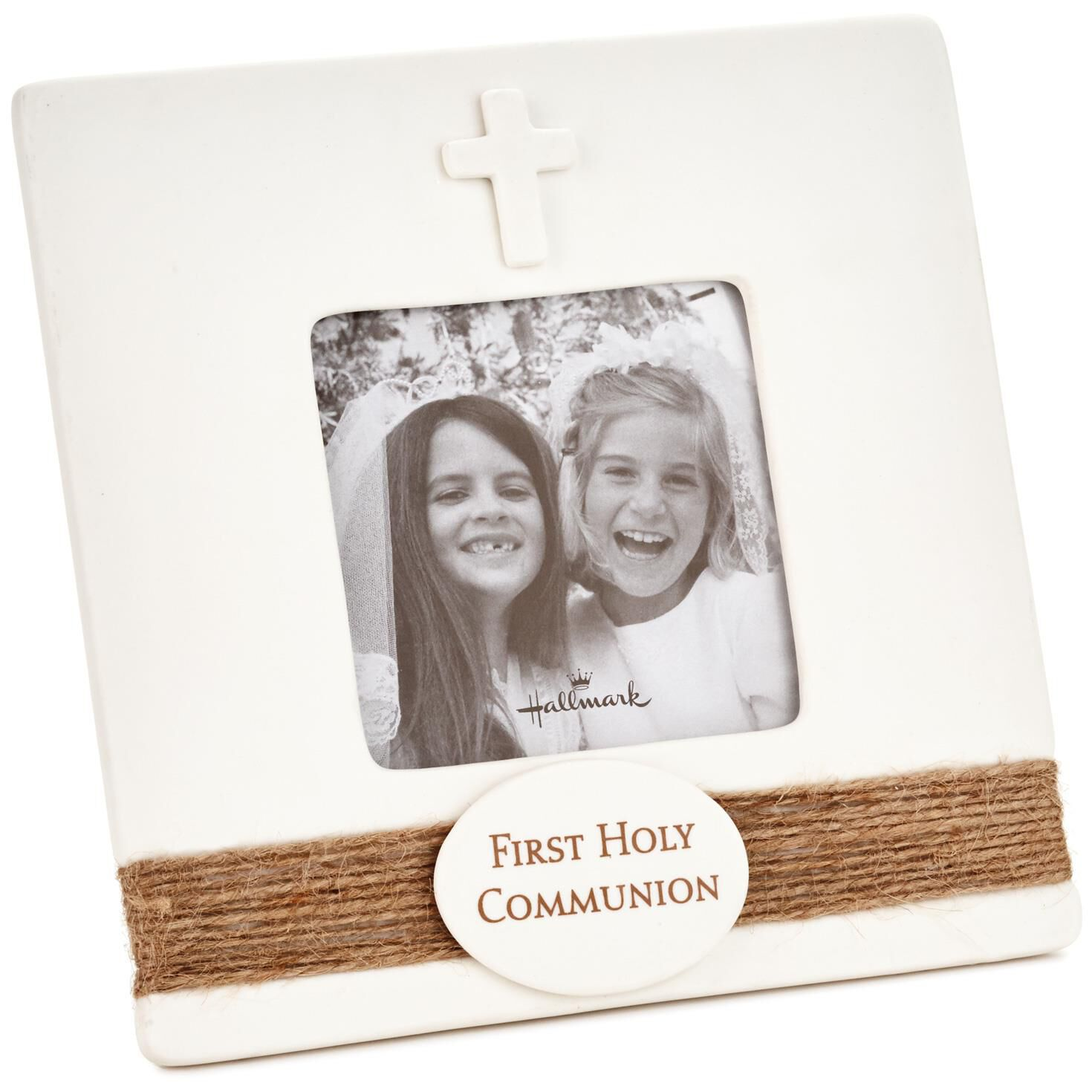 First Holy Communion Picture Frame 3x3 Picture Frames Hallmark