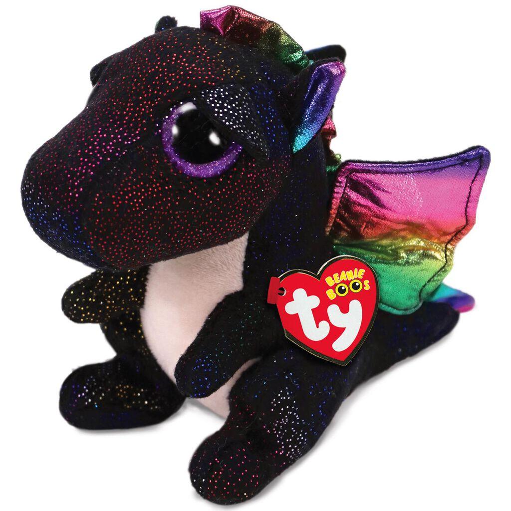 Ty Beanie Boos Medium Anora Dragon Stuffed Animal 13 Classic