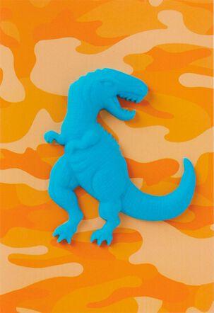 T-rific Dinosaur Birthday Card