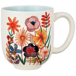 Flowers Mug, , large