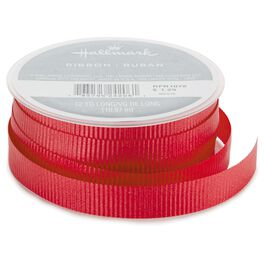 "Red 1/2"" Curling Ribbon, 12 yds., , large"