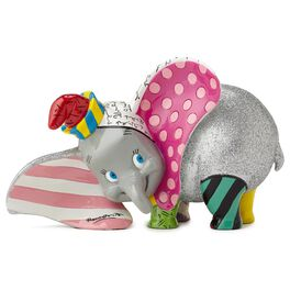 Disney by Britto Dumbo Figurine, , large