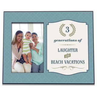 Generations Personalized 4x6 Picture Frame,