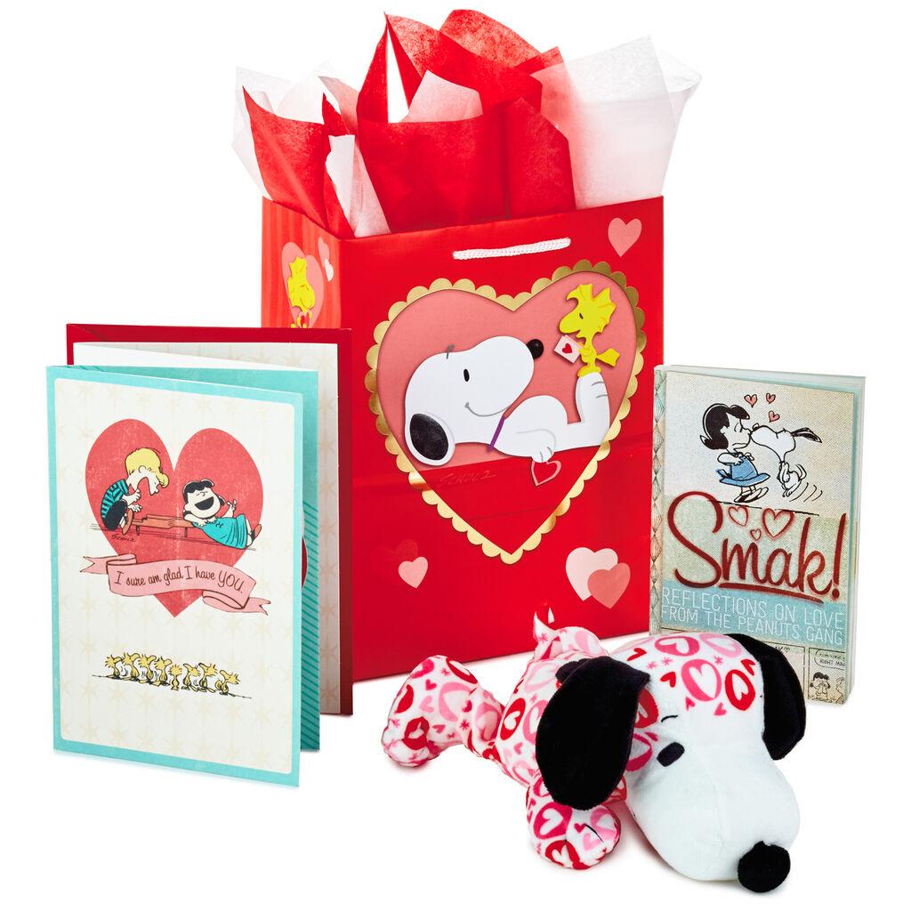 Snoopy Valentine Gift Set Gift Sets Hallmark