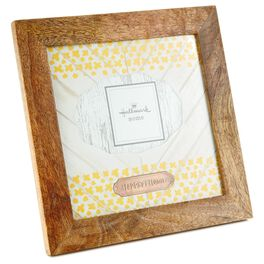 Happy at Home Wood Picture Frame, 4x6, , large