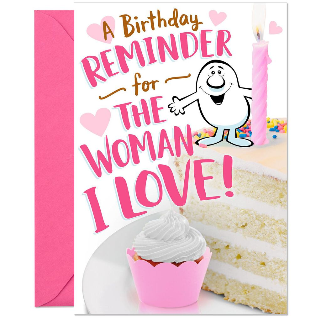 I Love You More Than Nacho Chips Romantic Funny Birthday Card