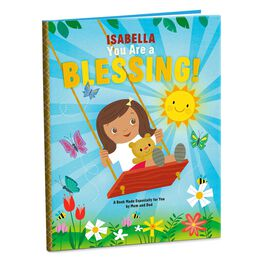 You Are a Blessing Personalized Book, , large