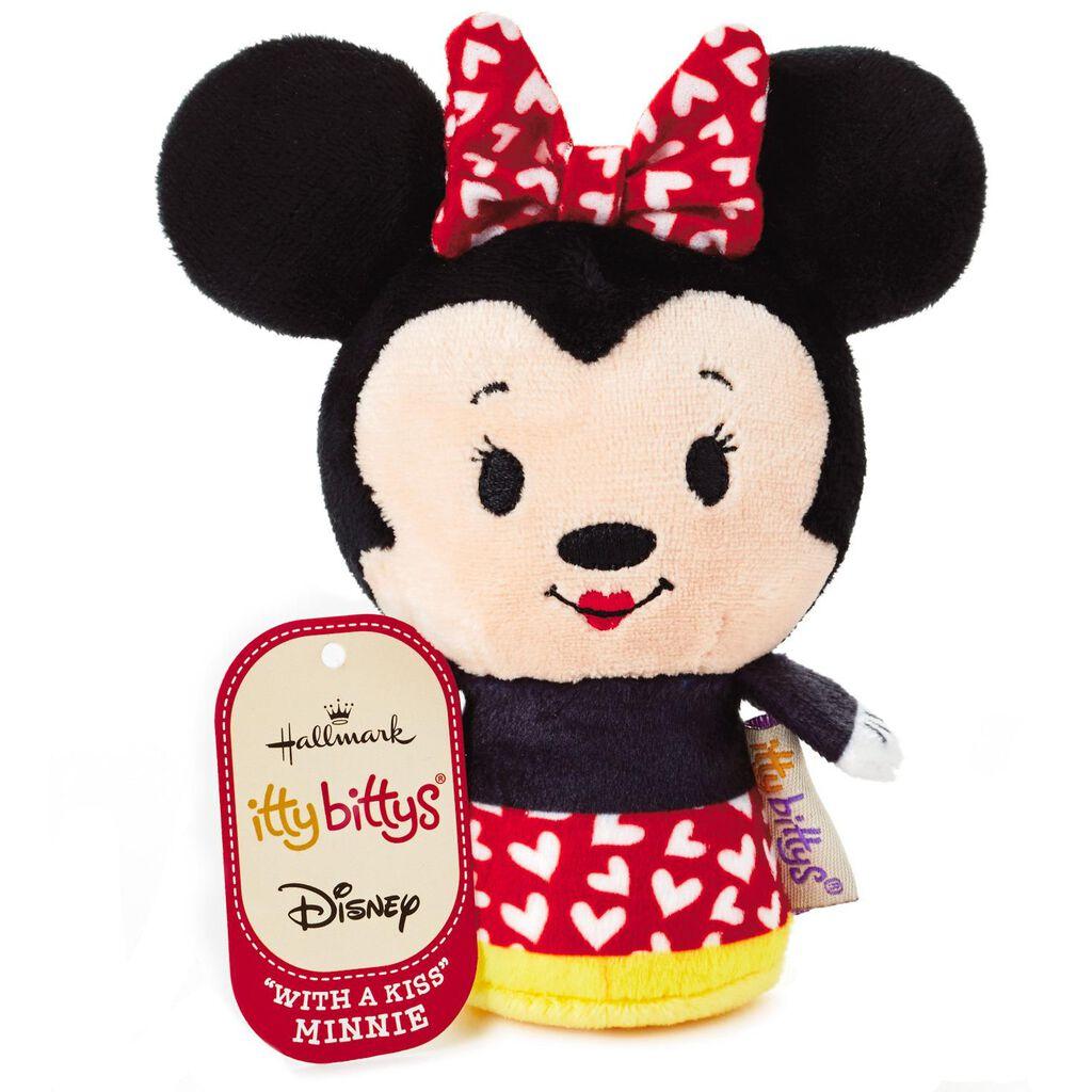 Itty Bittys Disney Minnie Mouse Hearts Stuffed Animal Itty Bittys