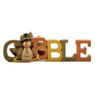 Gobble Then Wobble Figurine,