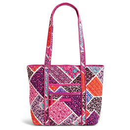 Vera Bradley Iconic Small Tote Bag in Modern Medley, , large