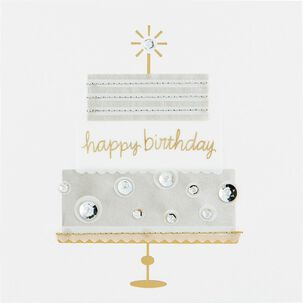 Icing on the Cake Birthday Card